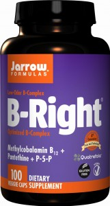 Jarrow Formulas, B-Right, 100 Veggie Caps