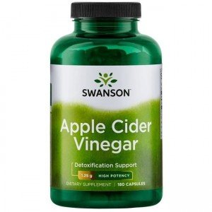 Apple Cider Vinegar 625mg 180kp Swanson