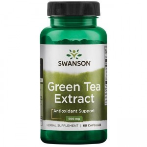 Green Tea Extract 60kaps swanson