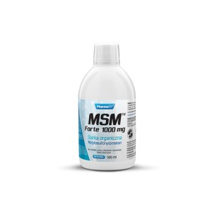 MSM forte 1000mg 500ml Pharmovit