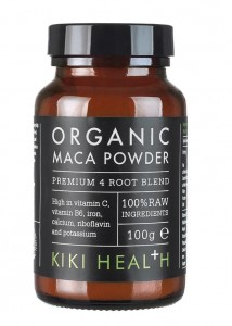 Maca Powder Organic – 100g KIKI Health