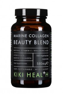 Marine Collagen Beauty Blend, 580mg - 150 vcaps  KIKI Health