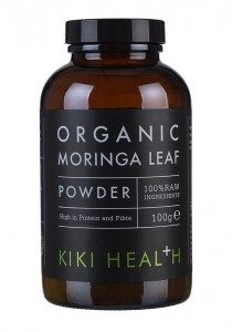 Moringa Leaf Powder Organic – 100g KIKI Health