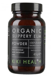 Slippery Elm Powder Organic – 45g KIKI Health