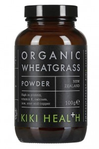 Wheatgrass Powder Organic – 100g KIKI Health