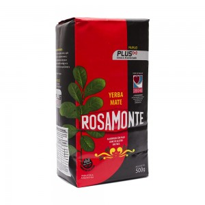 YERBA MATE ROSAMONTE TRADITIONAL PLUS 500g