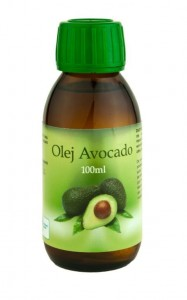 Olej avocado 100 ml