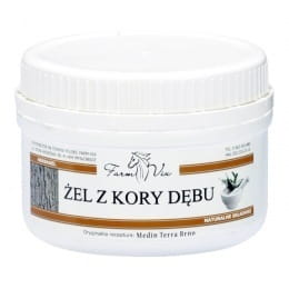 Żel z Kory Dębu 350 ml – FarmVix