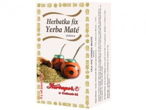 HERBATKA FIX YERBA MATE
