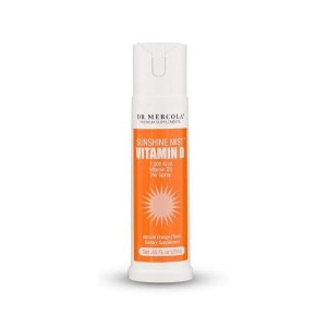 WITAMINA D3 1000 SUNSHINE MIST (Dr Mercola) (spray - 25 ml) - suplement diety