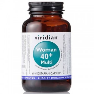 Woman 40+ Multi 60kp Viridian