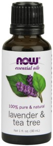 Lavender & Tea Tree Oil 30ml Nowfoods
