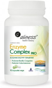 Enzyme Complex PRO 90kaps Aliness