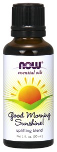 Good Morning Sunshine! Essential Oil 30ml Nowfoods