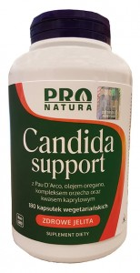Candida Support Plus 180 vCaps