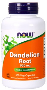Dandelion Root 500 mg - 100 kaps
